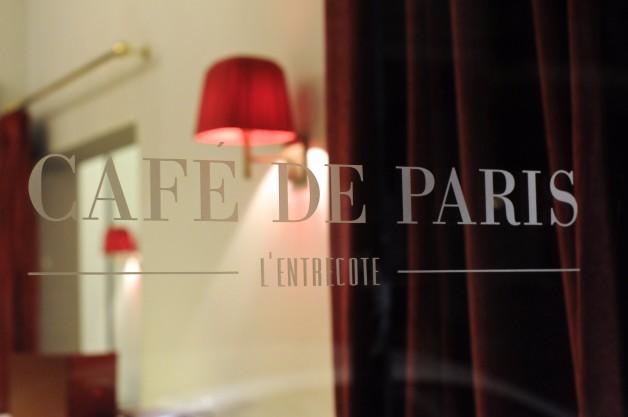 Entrecote Cafe De Paris Receta