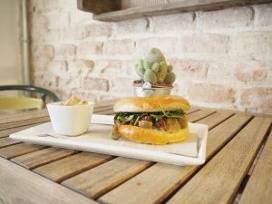 Cafetería Itacate
