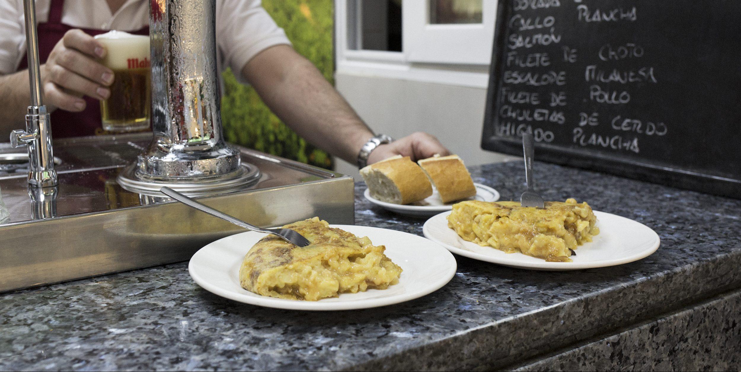 Las mejores tortillas de Madrid (2a Parte)