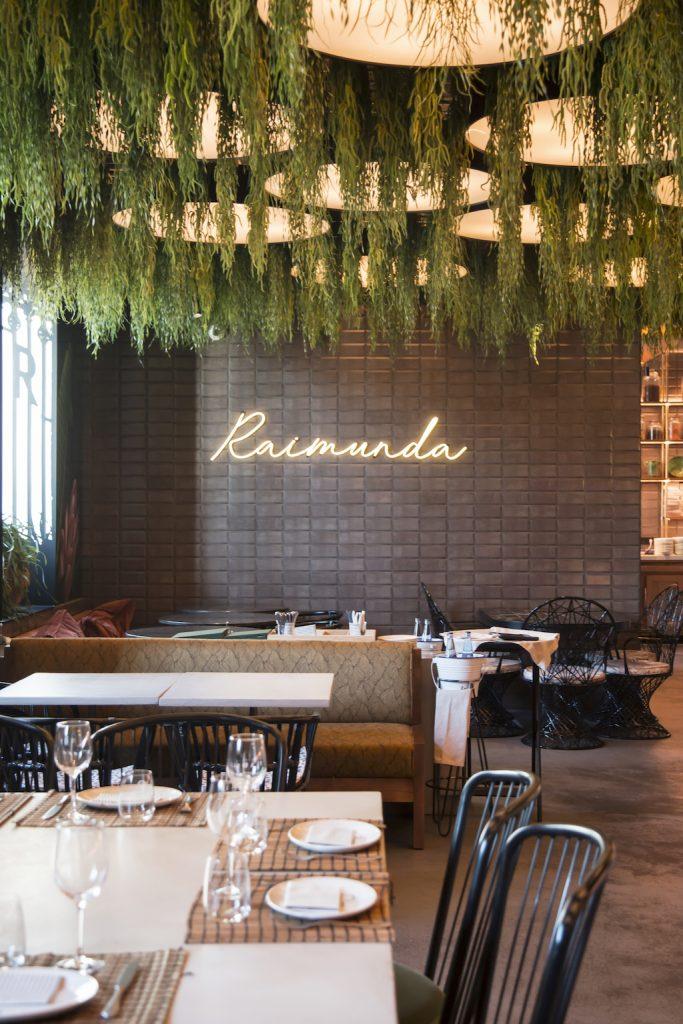 Raimunda An Oasis In The Center Of Madrid Plateselector