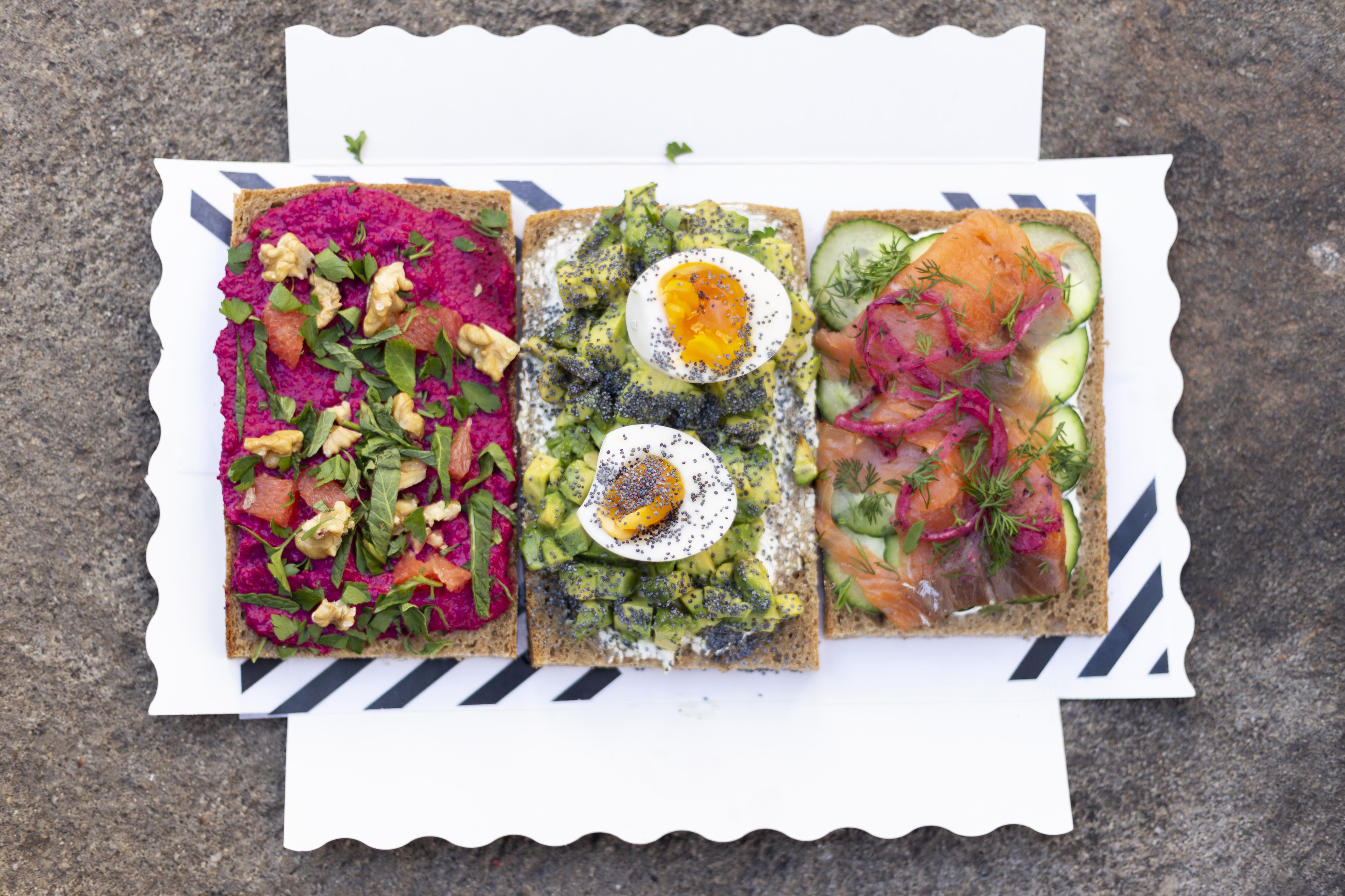 Funky Bakers, desayuno diferente en el barrio del Born - Plateselector