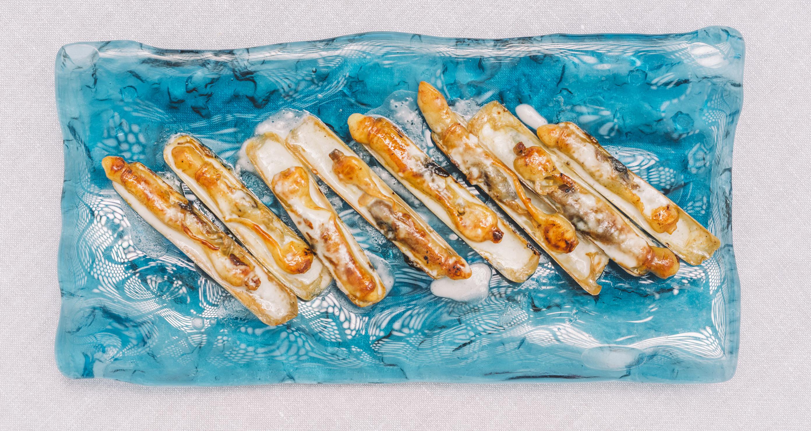 One Ocean, una experiencia gastronómica encima del mar