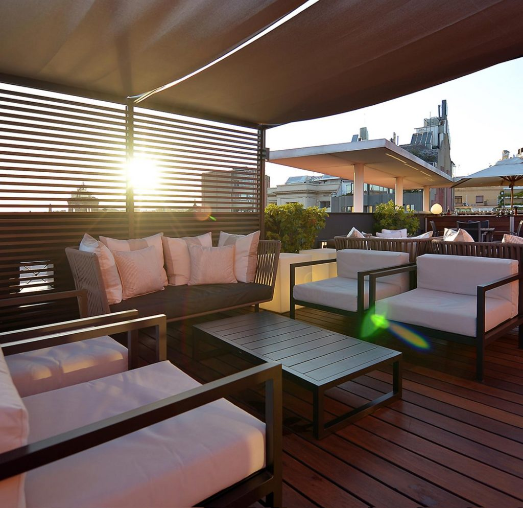 Terraces With Views To Enjoy The Barcelona Summer Nights