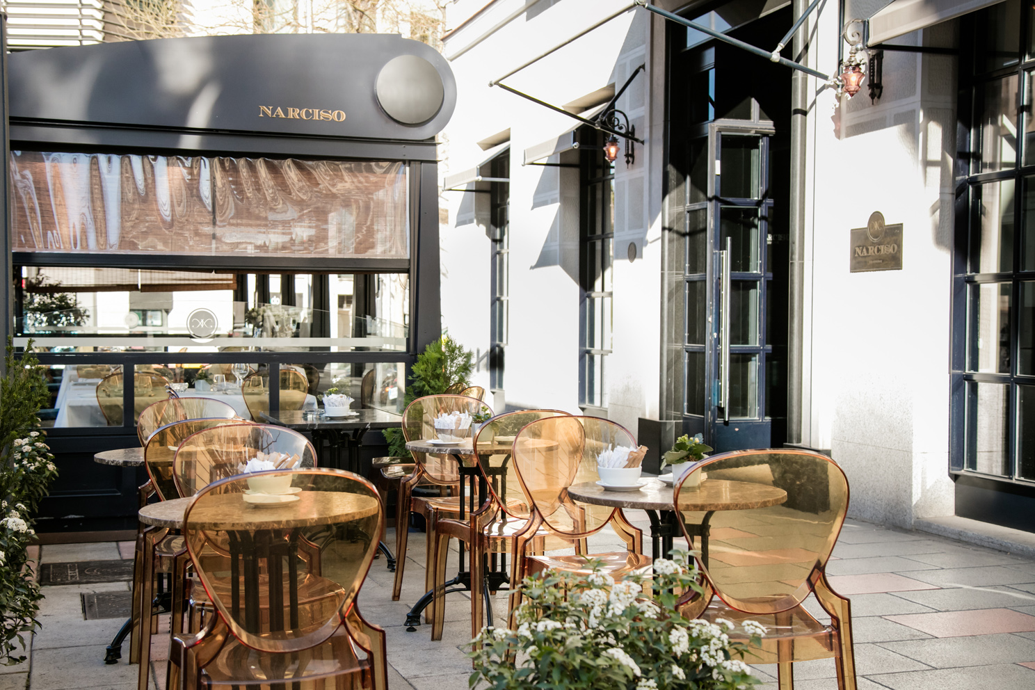 Seven Terraces To Survive The Madrid Summer Plateselector