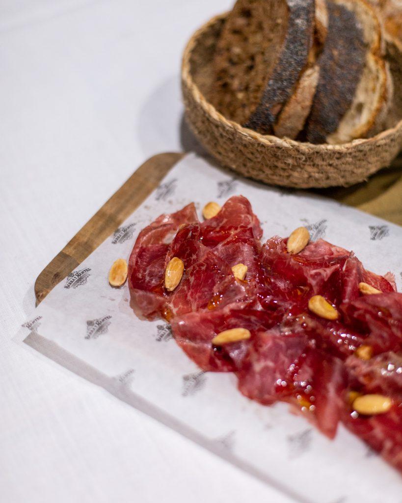 Plateselector - Restaurante Barra y Mantel en Madrid