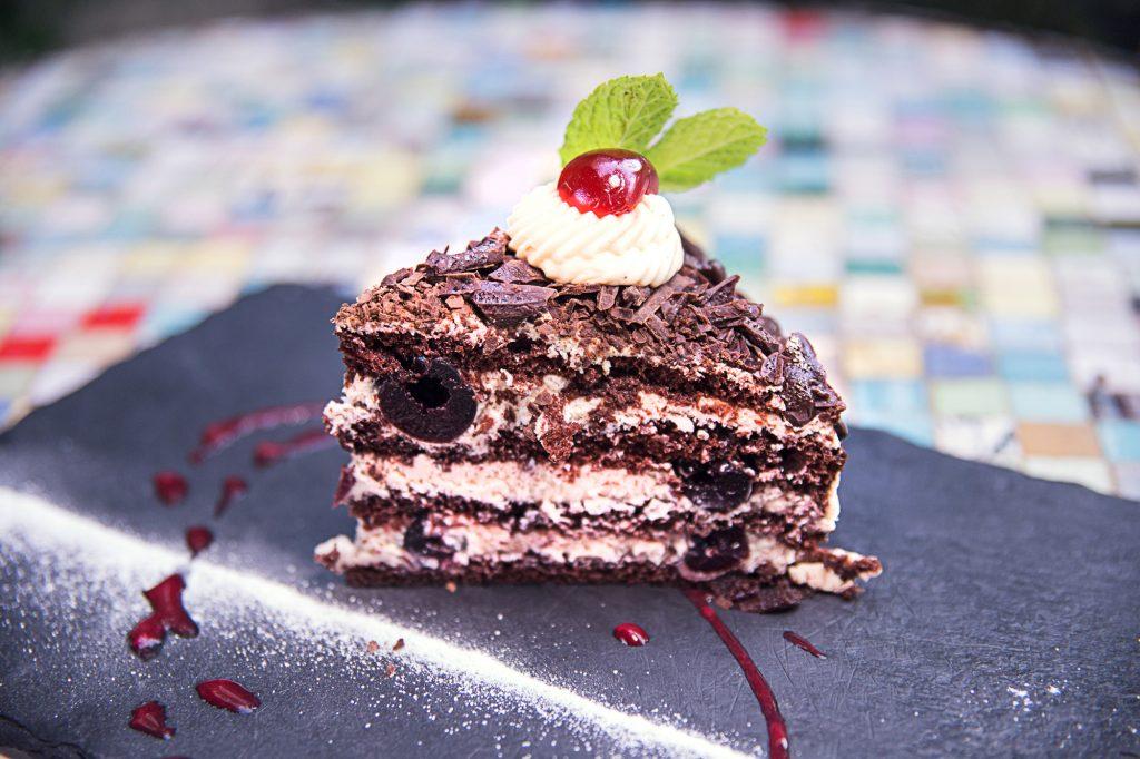 Plateselector - Tarta Chocolate de La Girafe en Valencia