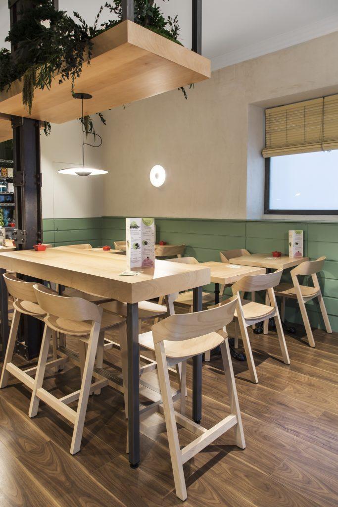 Plateselector - Local del Lével Café de Madrid