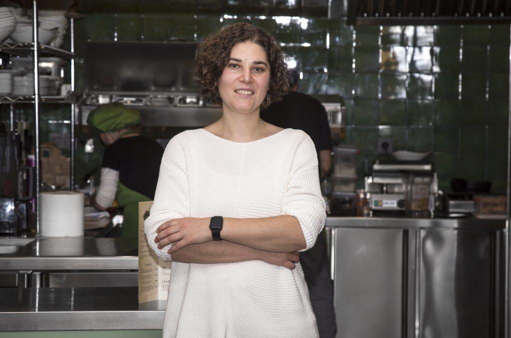 Plateselector - Lével Café de Madrid