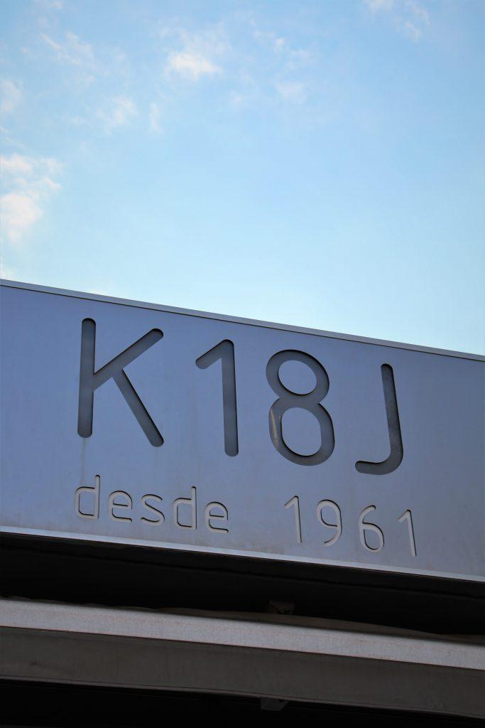Plateselector - Quiosco K18J de Almería