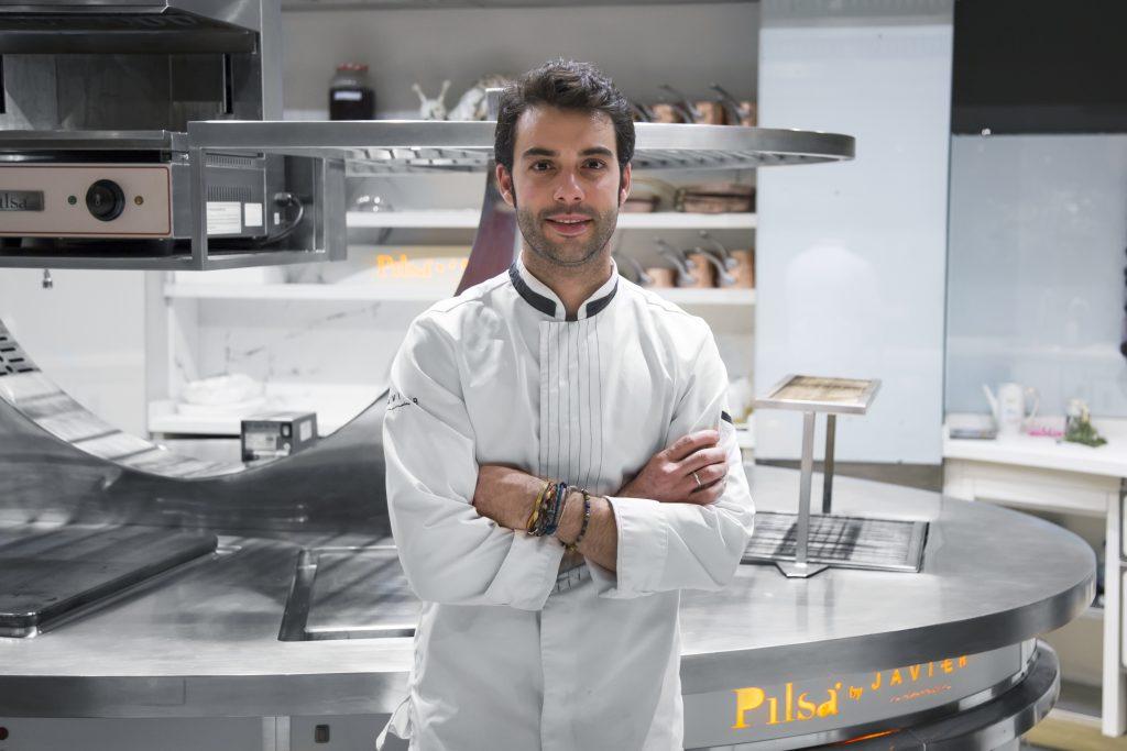 Plateselector - Chef Javier Aranda del restaurante Gaytan de Madrid