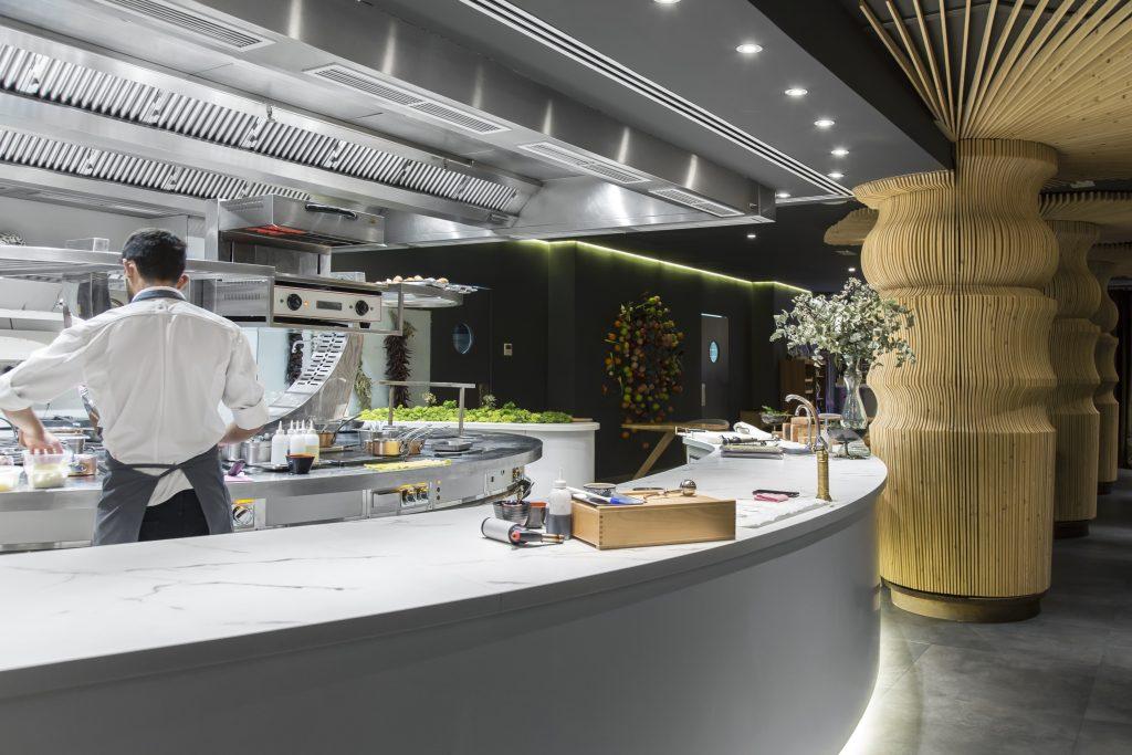 Plateselector - Local del restaurante Gaytan de Madrid