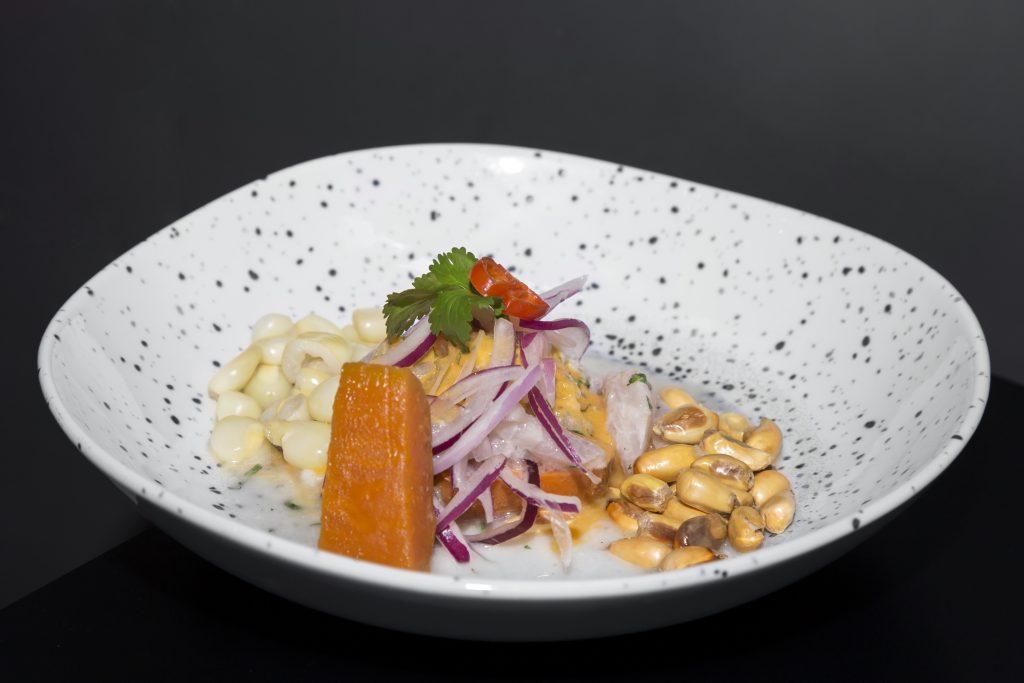 Plateselector - Chalaco del restaurante Callao 24 de Madrid