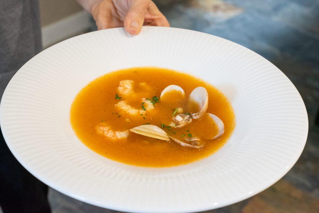 Plateselector - Almejas del Restaurante Amares de Vigo