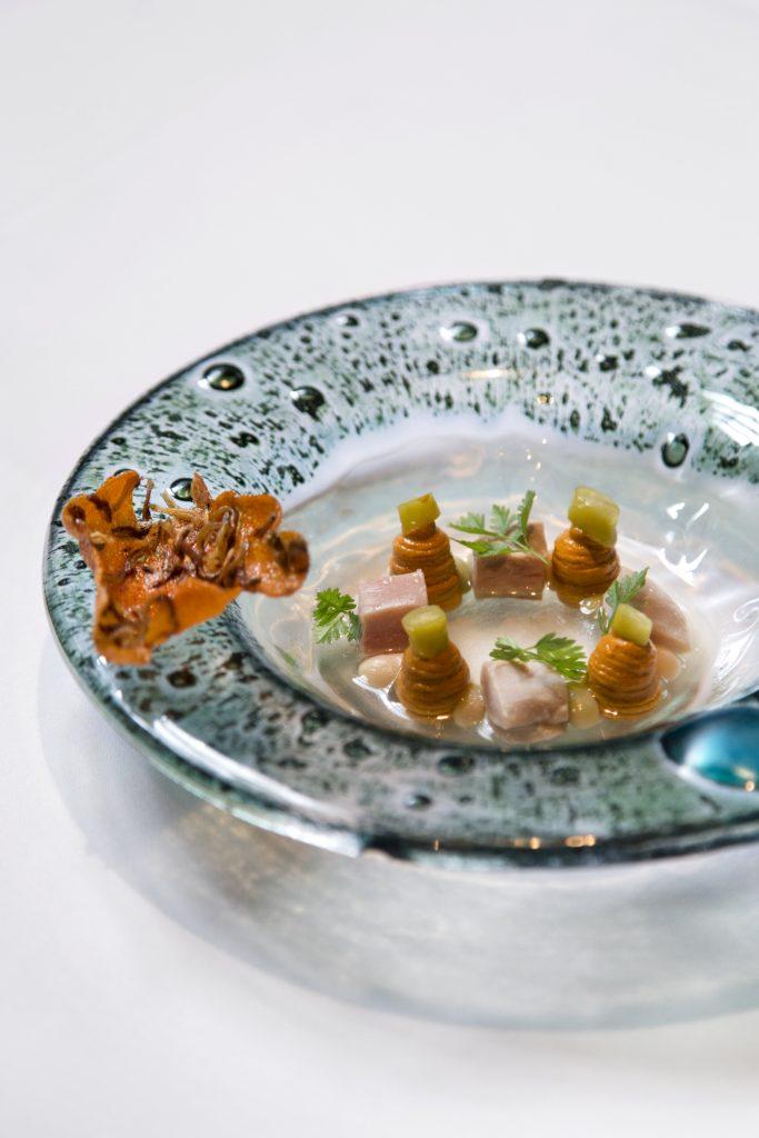 Plateselector - Revientalobos del Restaurante Santerra de Madrid