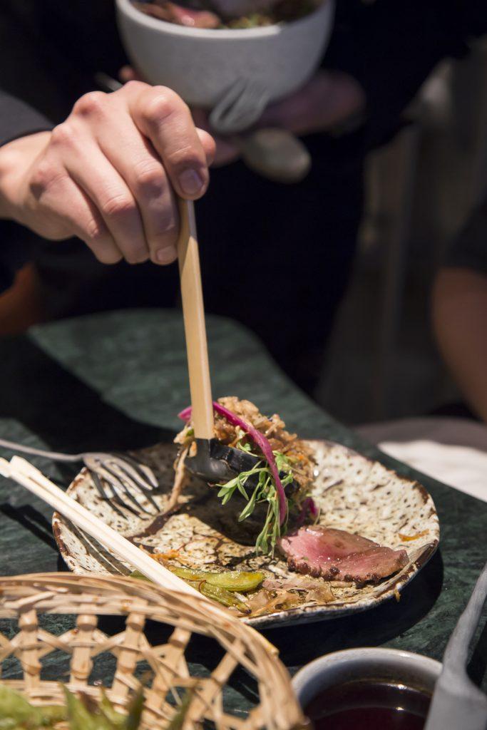 Plateselector - Arroz con pato del Restaurante Salvaje de Madrid