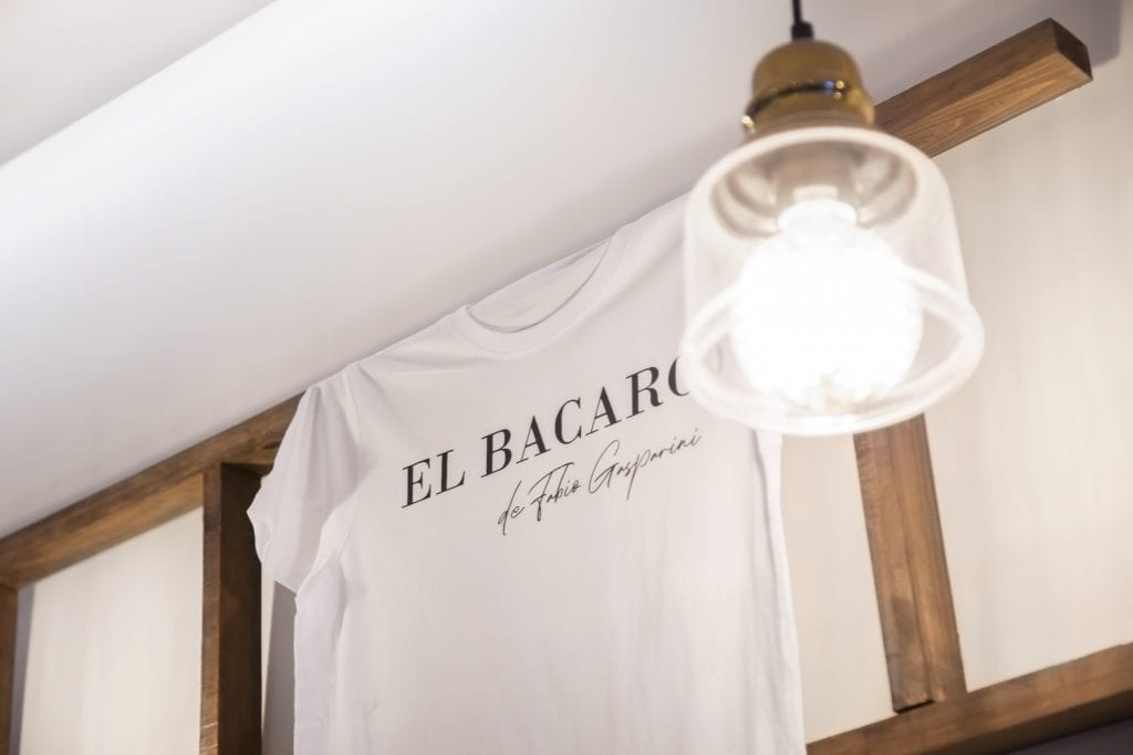 Plateselector - Espacio del Bácaro de Fabio de Madrid