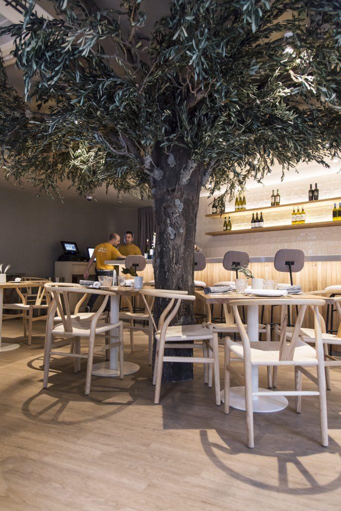Plateselector - Espacio del Restaurante Lettera de Madrid