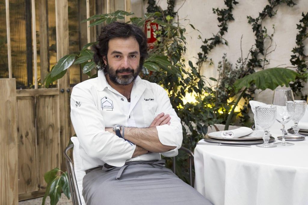 Plateselector - Chef Javier Muñoz Calero del Restaurante Ovillo de Madrid