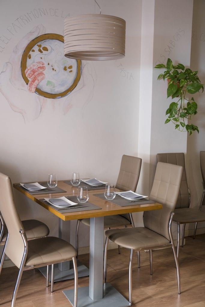 Plateselector - Local del Restaurante Memòria de Valencia