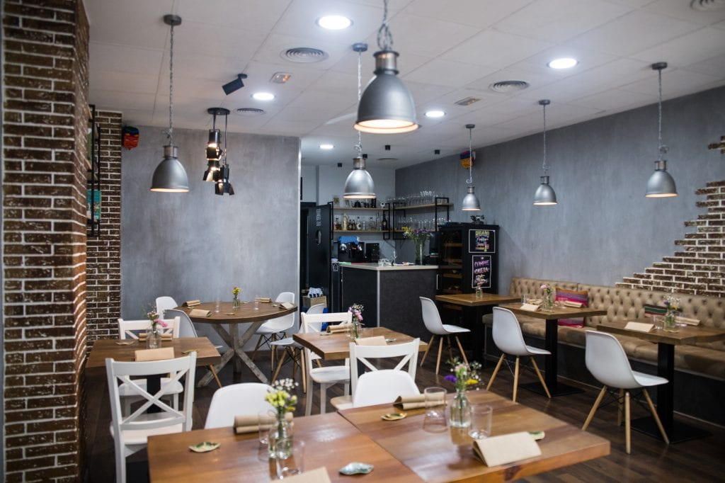 Plateselector - Local del Restaurante Quina de Valencia