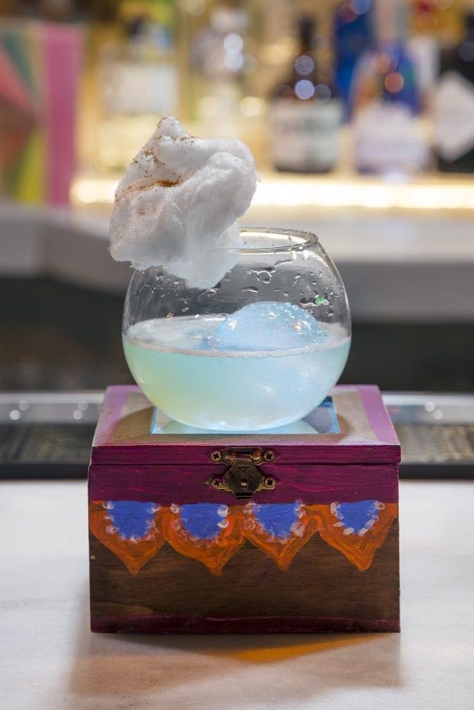 Plateselector - Namas té de la coctelería Easy bolo by 33