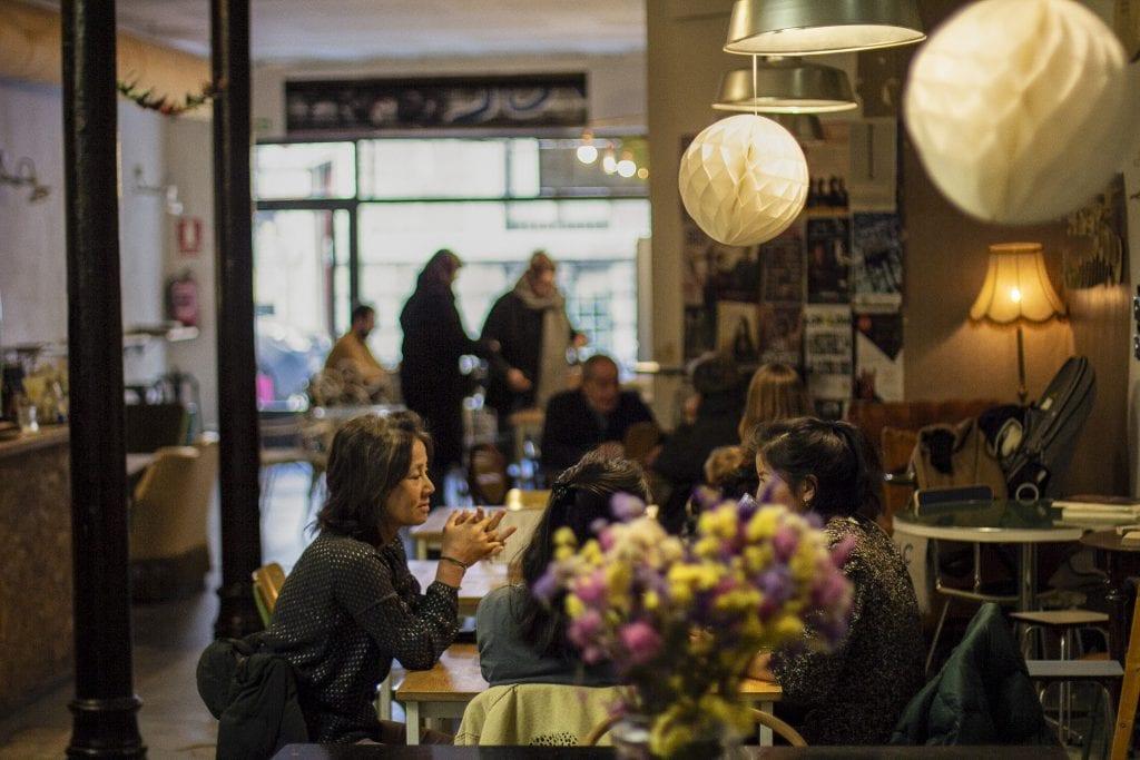 Plateselector - Cafetería Cinnamon de Bilbao