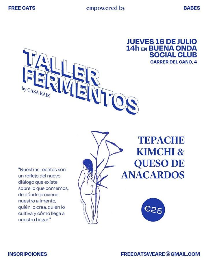 Plateselector - Plan-D Barcelona Taller Fermentos