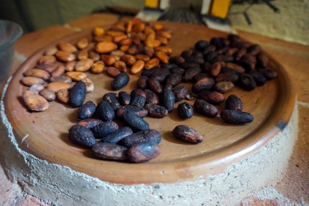 Plateselector - Plan-D Guatemala Cacao de chocolate antgua
