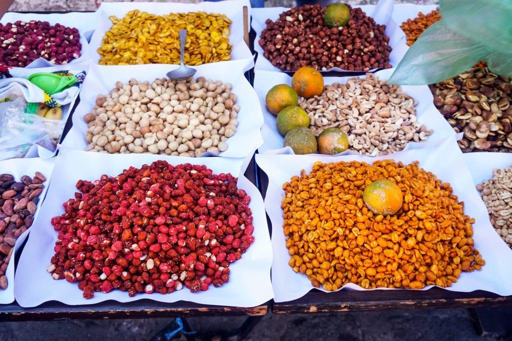 Plateselector - Plan-D Guatemala Frutos secos