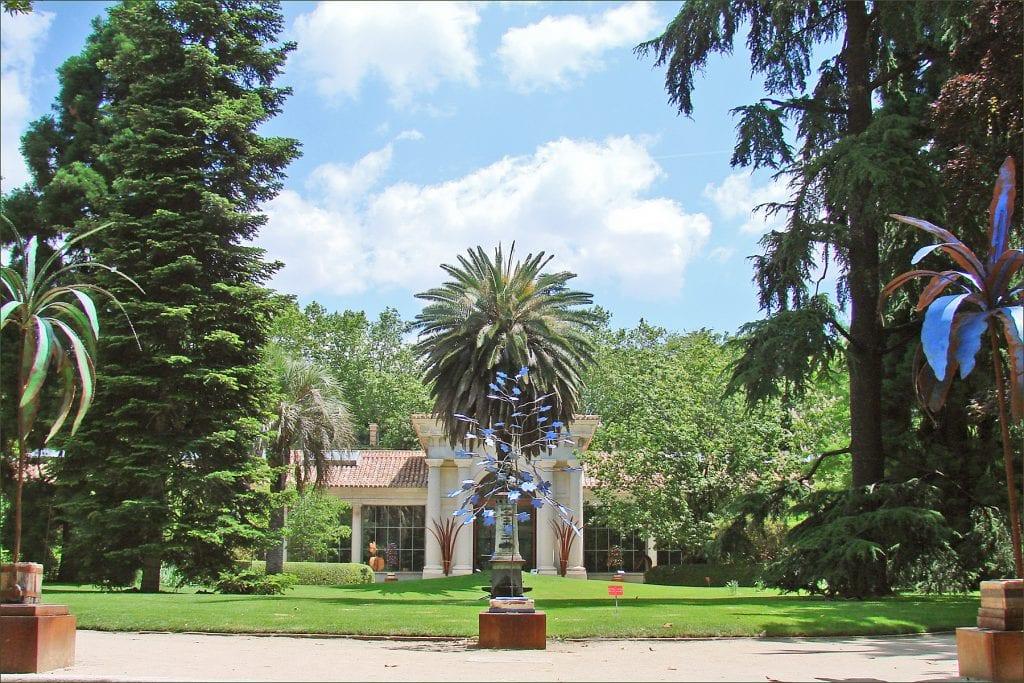 Plateselector - Plan-D Madrid Jardín Botánico
