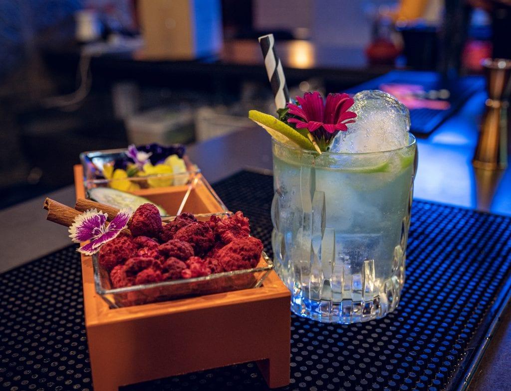 Plateselector - Cocktail de Utopía Ramen Bar