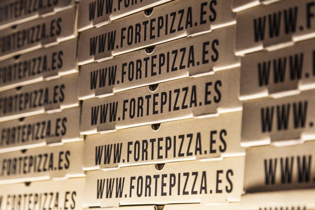 Plateselector - Restaurante Forte Pizza de Madrid